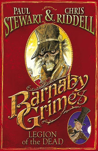Barnaby Grimes: Legion of the Dead - Jacket