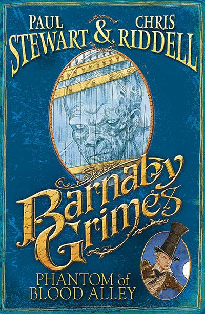 Barnaby Grimes: Phantom of Blood Alley - Jacket