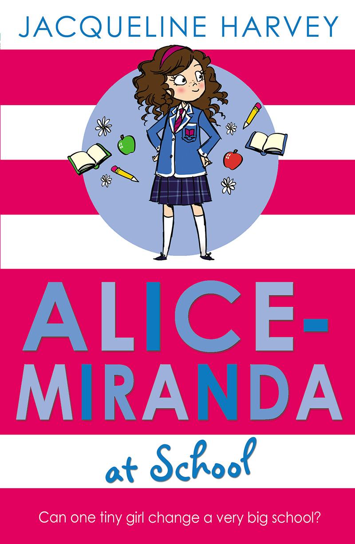 Alice-Miranda at School - Jacket