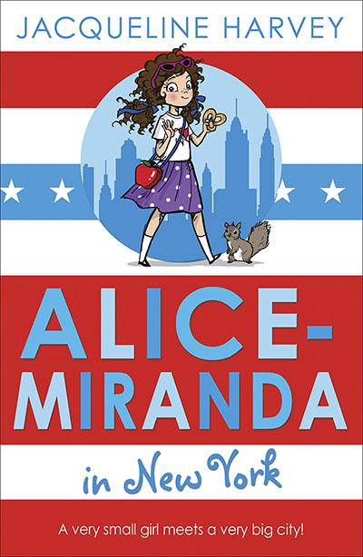 Alice-Miranda in New York - Jacket