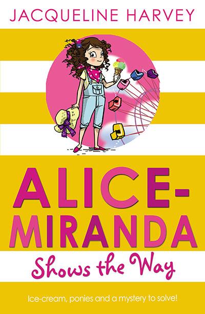 Alice-Miranda Shows the Way - Jacket