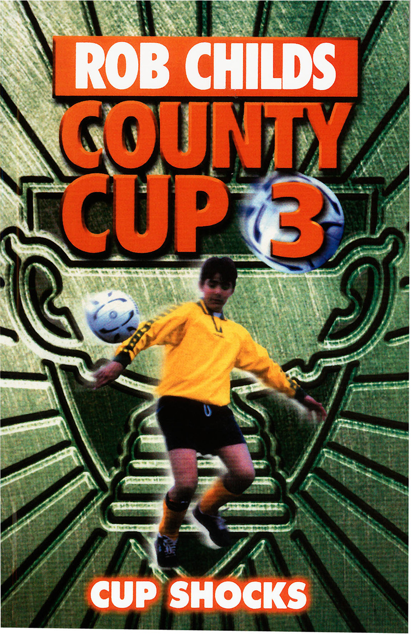 County Cup (3): Cup Shocks - Jacket