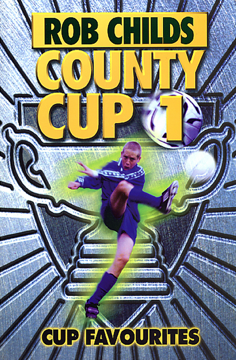 County Cup (1): Cup Favourites - Jacket