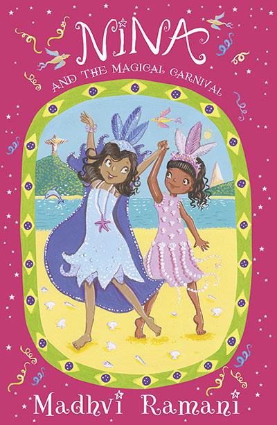 Nina and the Magical Carnival - Jacket