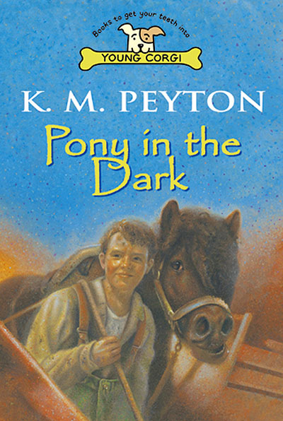 Pony In The Dark - Jacket