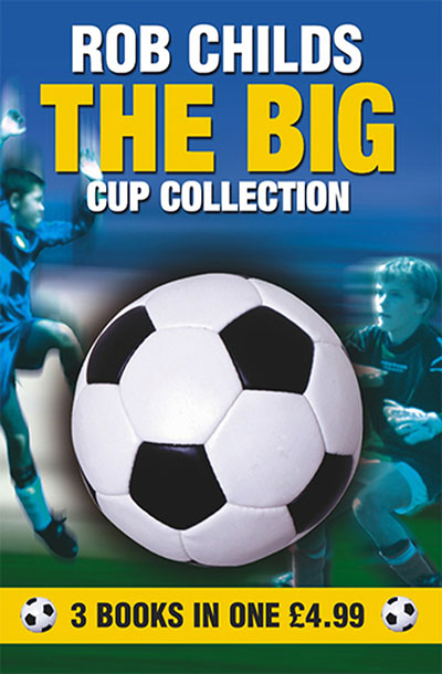 Big Cup Collection Omnibus - Jacket