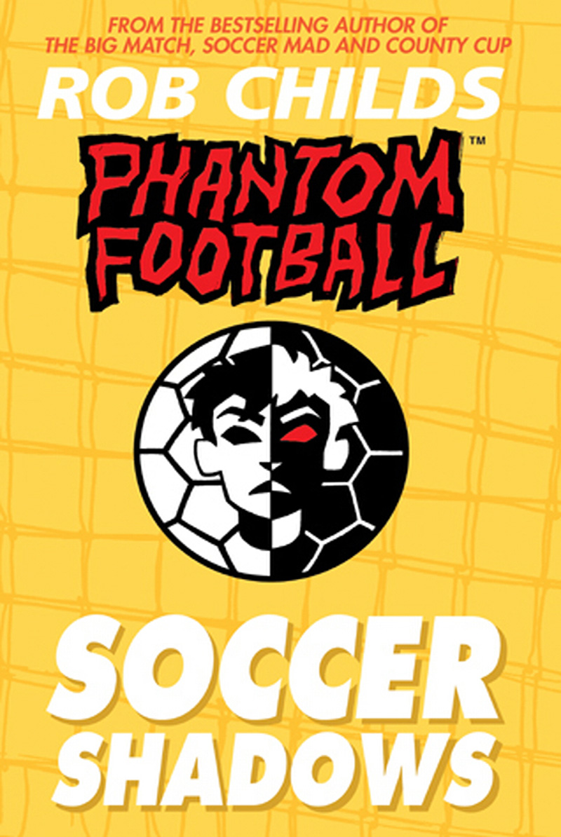 Phantom Football: Soccer Shadows - Jacket
