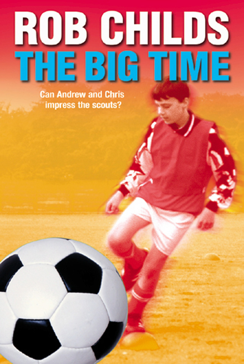 The Big Time - Jacket