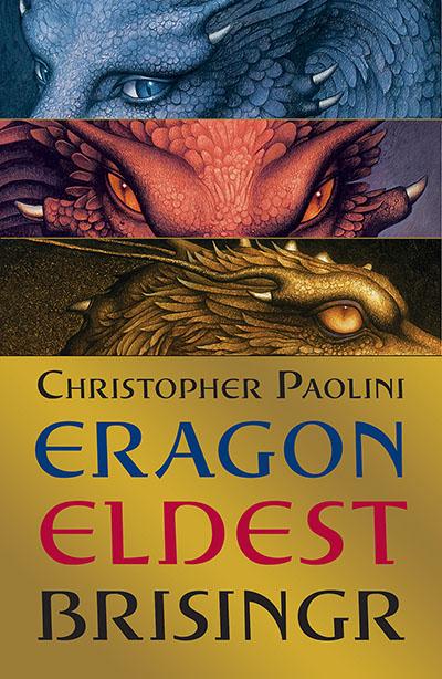 Eragon, Eldest, Brisingr Omnibus - Jacket