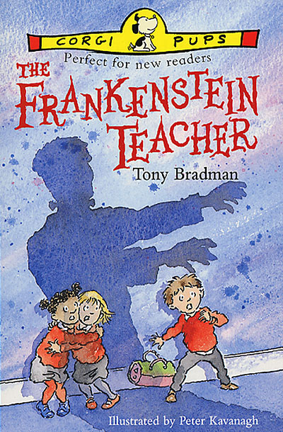The Frankenstein Teacher - Jacket
