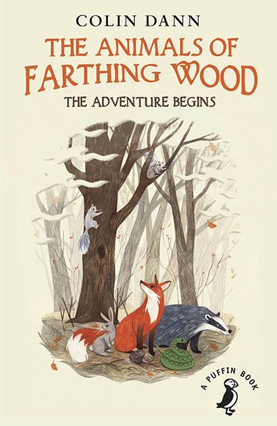 Farthing Wood - The Adventure Begins - Jacket
