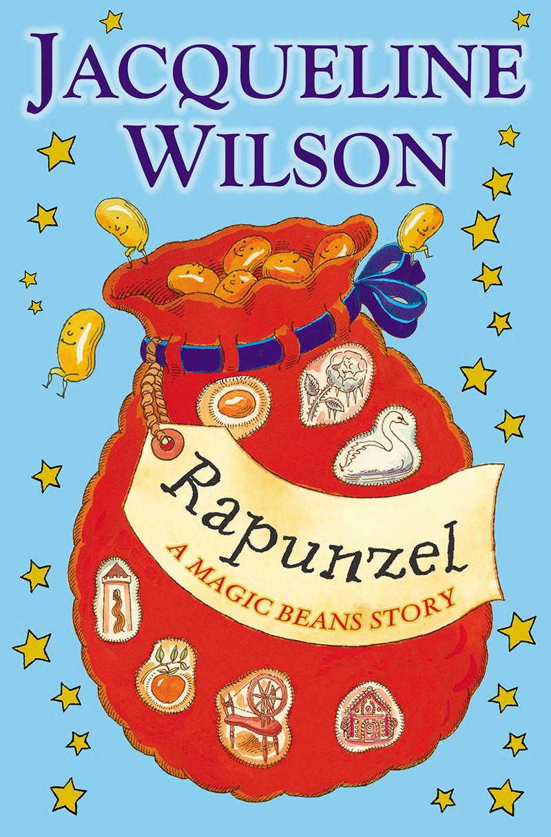 Rapunzel: A Magic Beans Story - Jacket