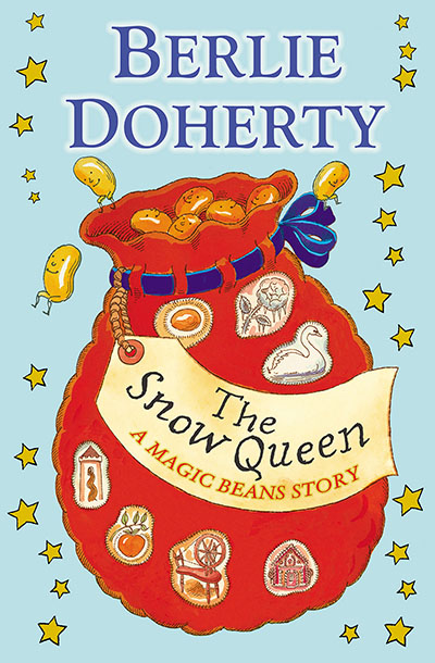 The Snow Queen: A Magic Beans Story - Jacket