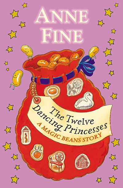 The Twelve Dancing Princesses: A Magic Beans Story - Jacket