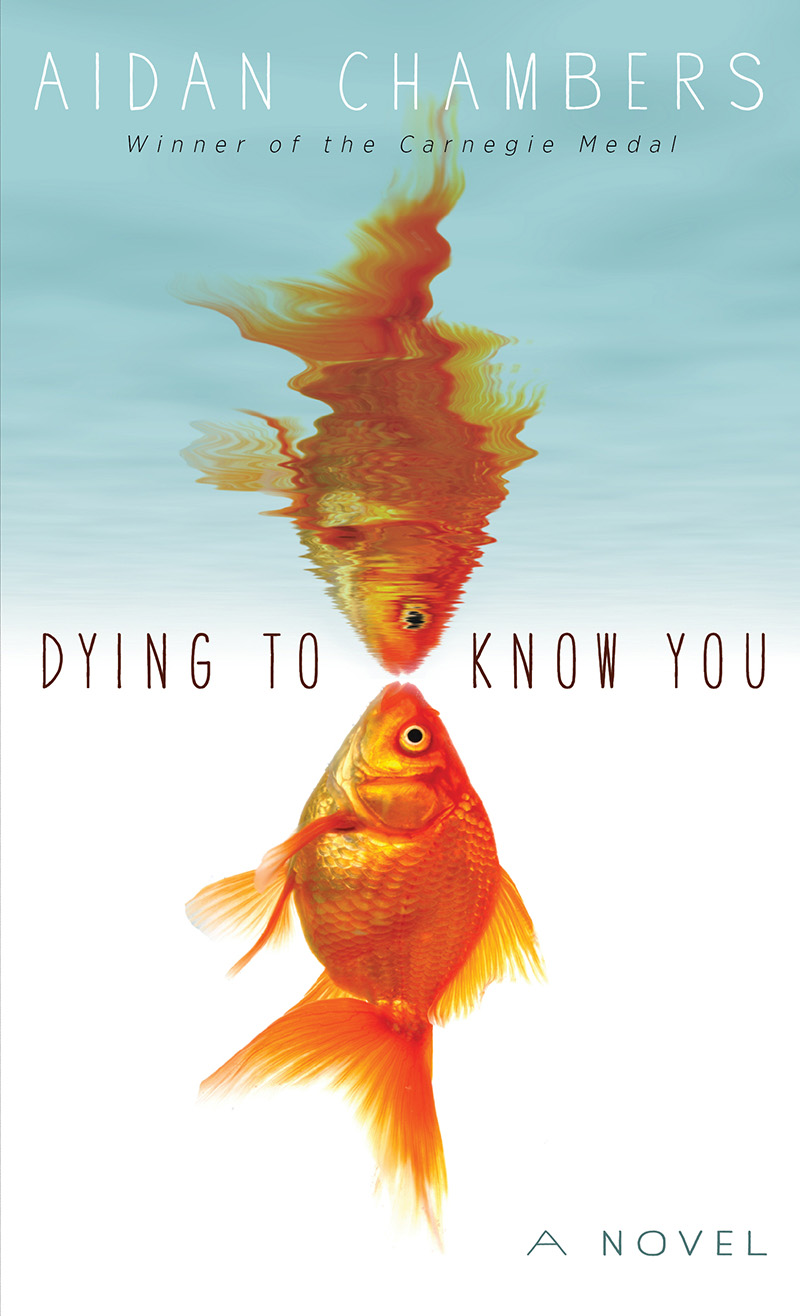 Dying to Know You - Jacket