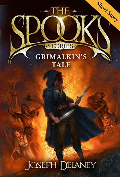 The Spook's Stories: Grimalkin's Tale - Jacket