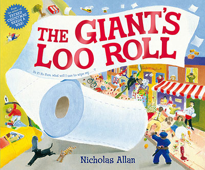 The Giant's Loo Roll - Jacket
