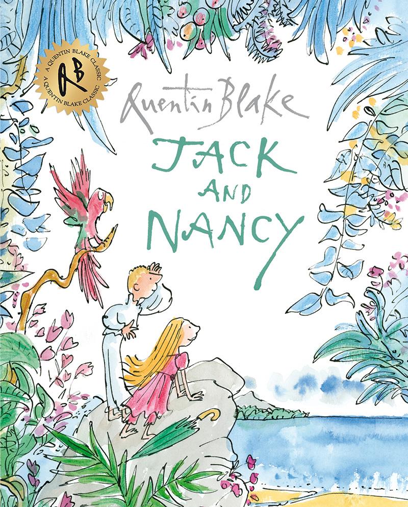 Jack and Nancy - Jacket