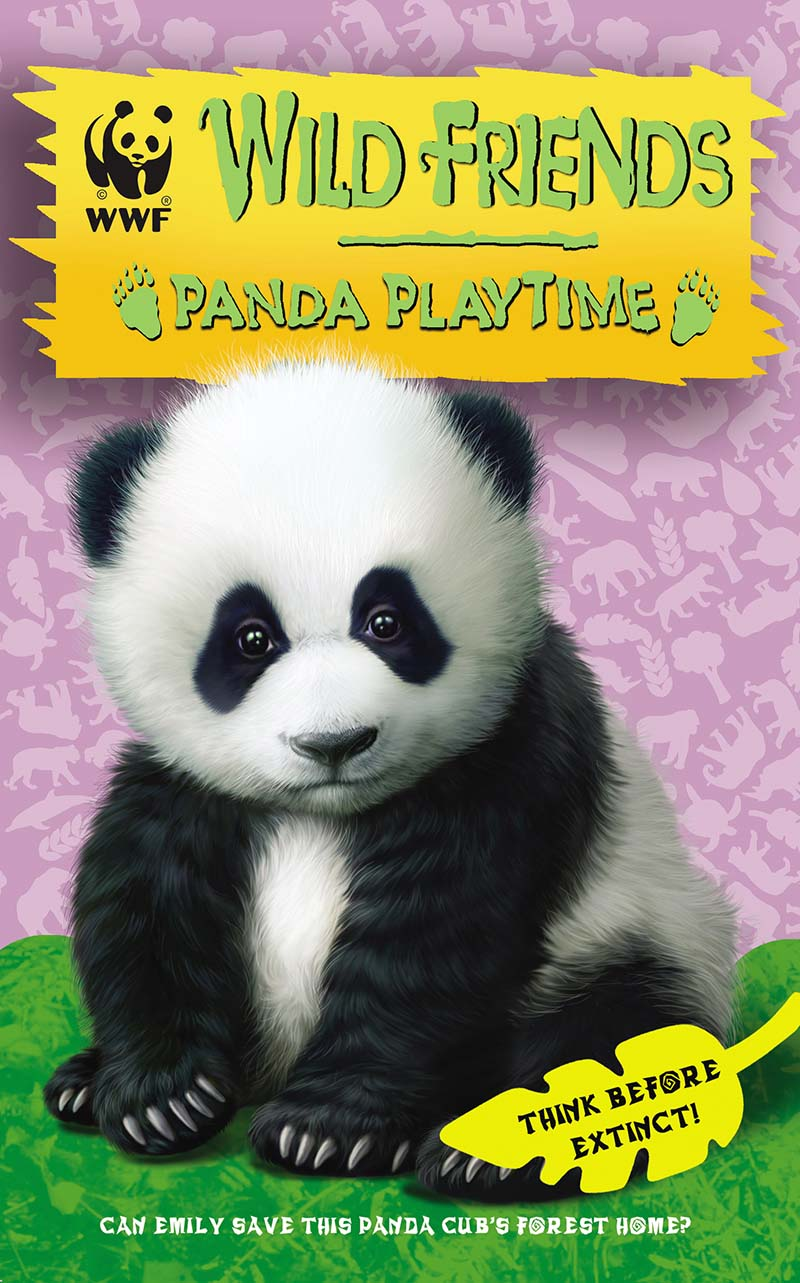 WWF Wild Friends: Panda Playtime - Jacket