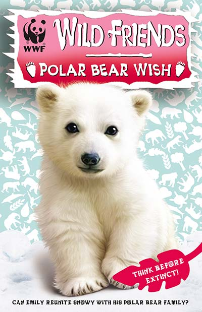WWF Wild Friends: Polar Bear Wish - Jacket