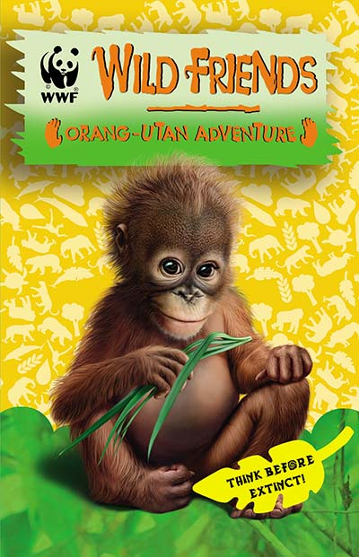 WWF Wild Friends: Orang-utan Adventure - Jacket