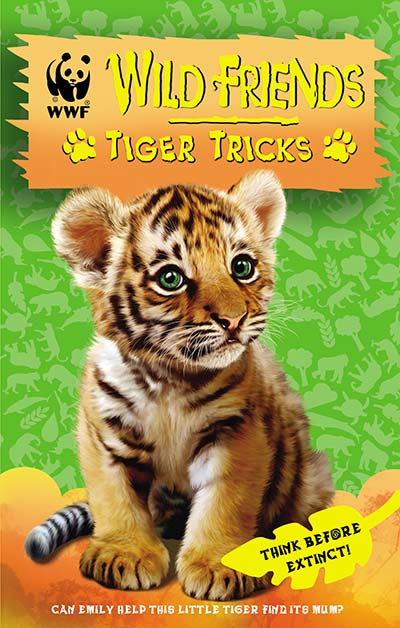 WWF Wild Friends: Tiger Tricks - Jacket