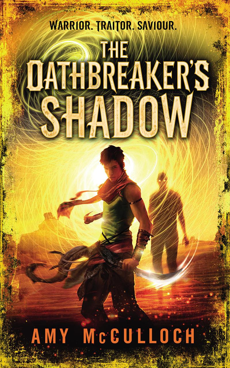 The Oathbreaker's Shadow - Jacket