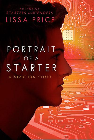 Portrait of a Starter (Short Story) - Jacket