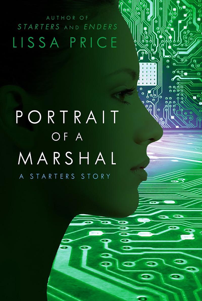 Portrait of a Marshal (Short Story) - Jacket