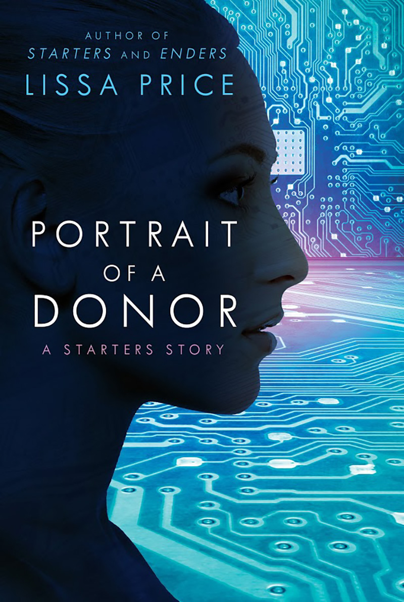 Portrait of a Donor  (Short Story) - Jacket