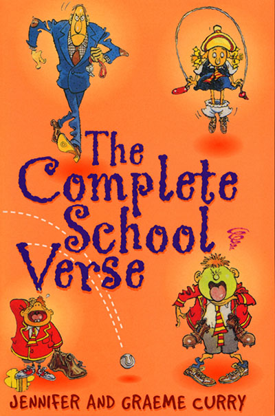 The Complete School Verse - Jacket
