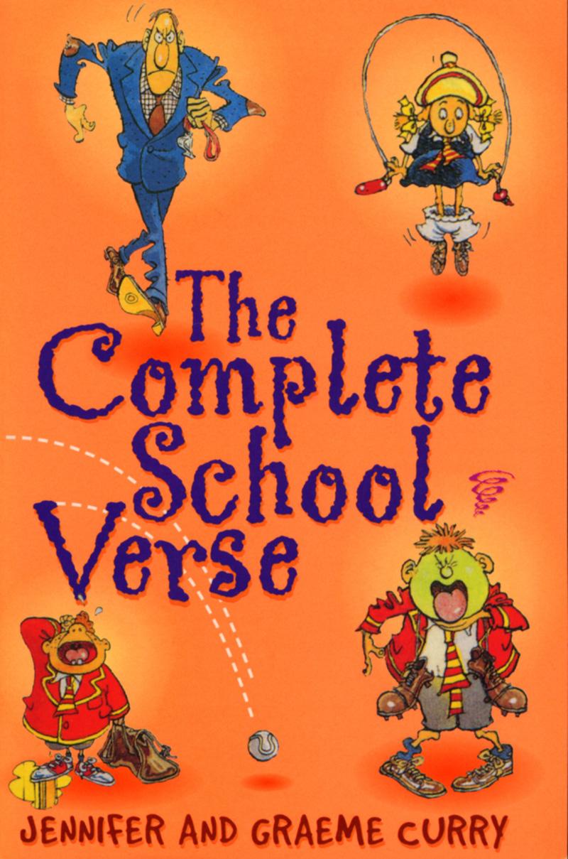 The Complete School Verse - Jacket
