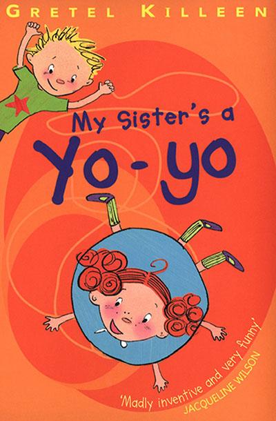 My Sister's A Yo-Yo - Jacket