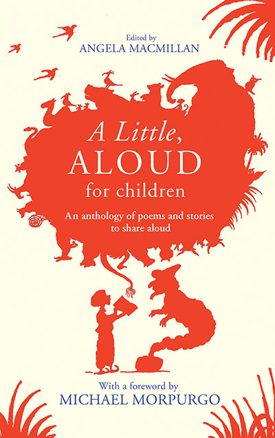 A Little, Aloud, for Children - Jacket