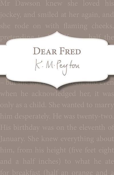 Dear Fred - Jacket