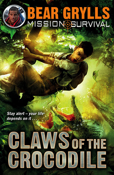 Mission Survival 5: Claws of the Crocodile - Jacket