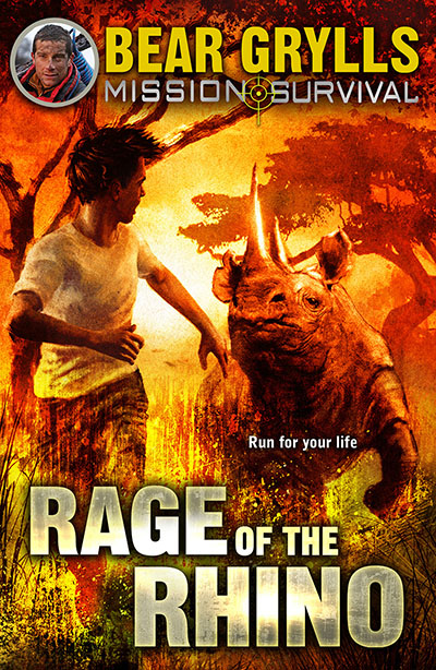Mission Survival 7: Rage of the Rhino - Jacket