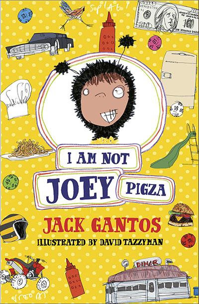 I Am Not Joey Pigza - Jacket