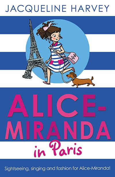Alice-Miranda in Paris - Jacket