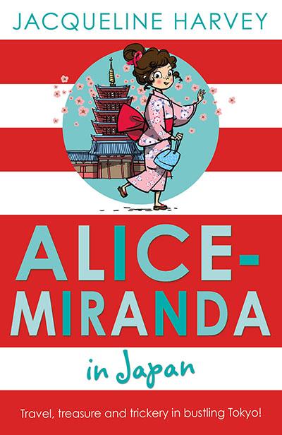 Alice-Miranda in Japan - Jacket