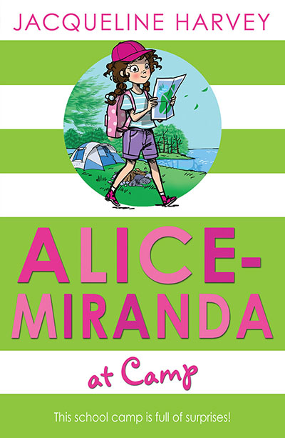 Alice-Miranda at Camp - Jacket