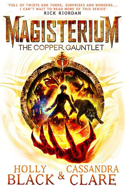 Magisterium: The Copper Gauntlet - Jacket