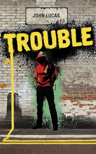 TROUBLE - Jacket