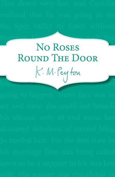 No Roses Round The Door - Jacket