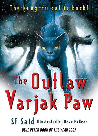 The Outlaw Varjak Paw - Jacket
