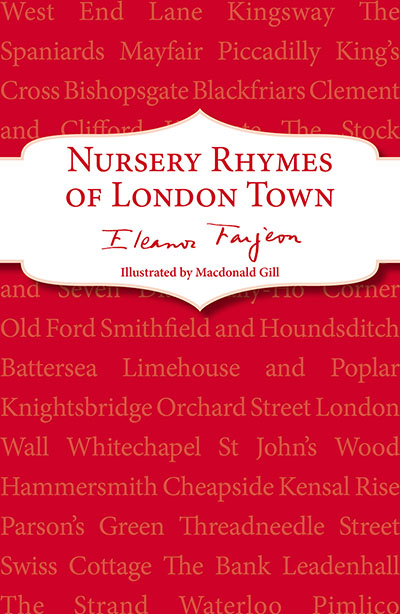 Nursery Rhymes of London Town - Jacket