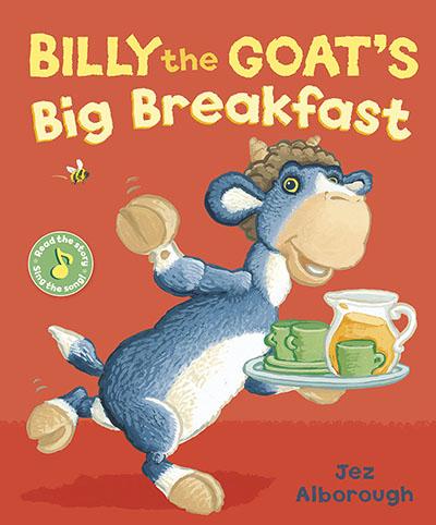 Billy the Goat's Big Breakfast - Jacket