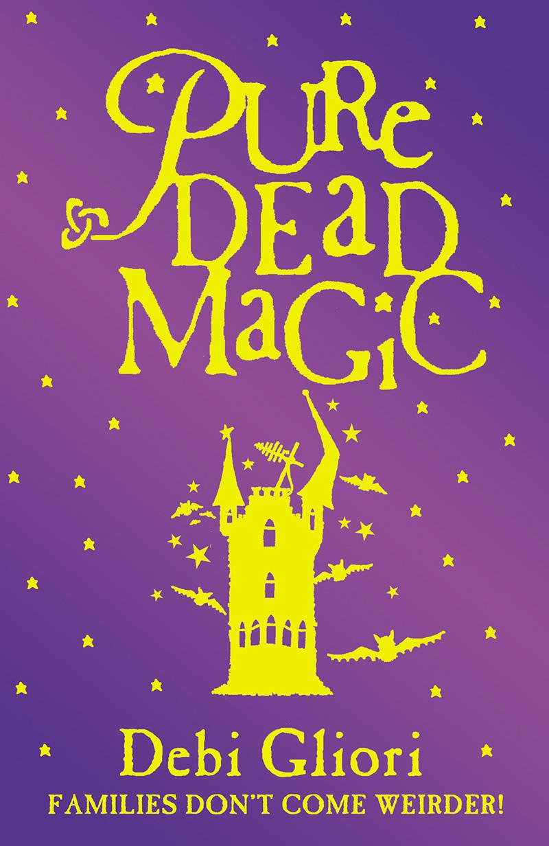 Pure Dead Magic - Jacket