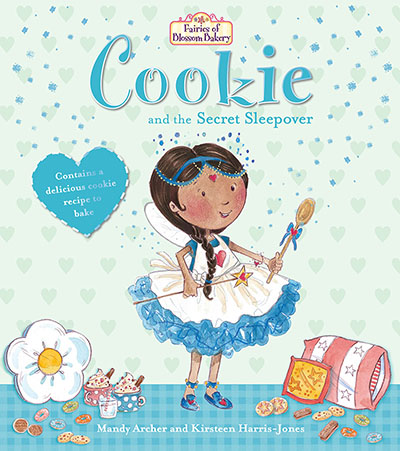 Fairies of Blossom Bakery: Cookie and the Secret Sleepover - Jacket