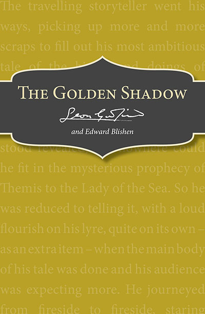 The Golden Shadow - Jacket